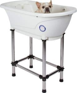 Flying Pig Pet Dog Cat Washing Shower Grooming Portable Bath Tub Product Image