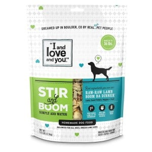I And Love And You Raw Dog Food Product Image