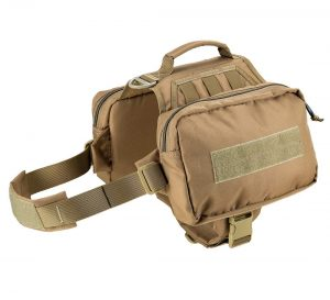 Jiepai Tactical Dog Harness Military Training Patrol