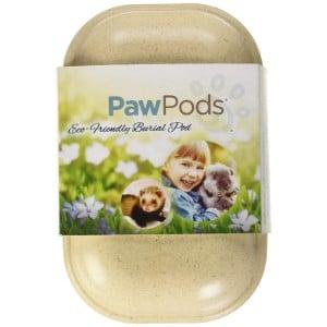 Paw Pods Biodegradable Pod Casket