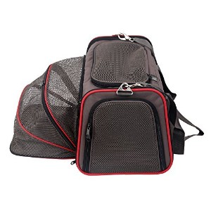 Petsfit Expandable Travel Dog Carrier Product Image