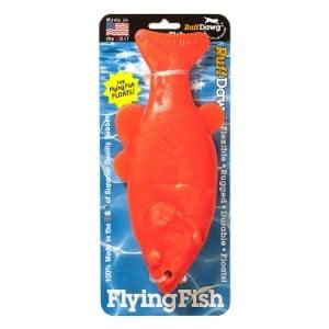 Ruff Dawg Flying Fish Floating Dog Toy Product Image