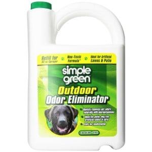 Simple Green Outdoor Dog & Cat Odor Eliminator