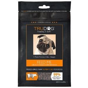 Trudog Feed Me Freeze Dried Raw Superfood Product Image