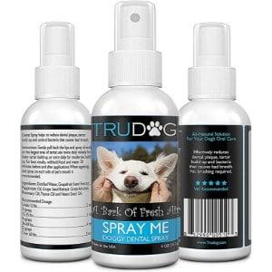 Trudog Spray Me Dog Dental Spray