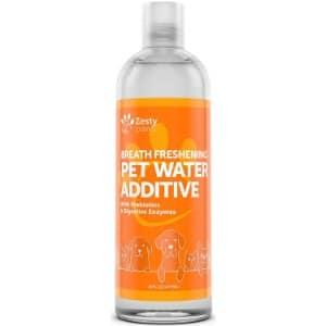 Zesty Paws Breath Freshening Water Additive