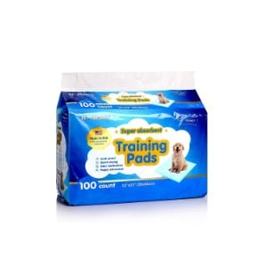 All Absorb Super Absorbent Training Pads