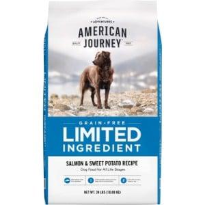 American Journey Limited Ingredient Grain Free Salmon & Sweet Potato Recipe Dry Dog Food