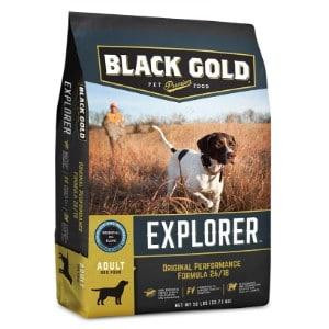 Black Gold Explorer Original Performance Formula 26 18 Dry Dog Food