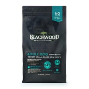 Blackwood Chicken Meal & Rice Recipe Everyday Diet Adult Dry Dog Food
