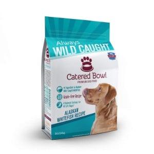 Catered Bowl Alaskan Whitefish Recipe Dry Dog Food