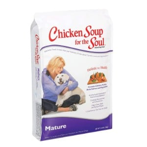 Chicken Soup For The Soul Mature Dry Dog Food