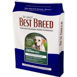 Dr. Gary's Best Breed Holistic Grain Free Chicken With Fruits & Vegetables Dry Dog Food