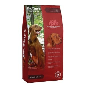 Dr. Tim's Salmon & Pork Grain Free Rpm Formula Dry Dog Food