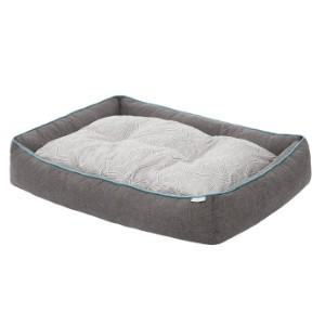 Frisco Orthopedic Sherpa Cuddler & Cushion Dog & Cat Bed