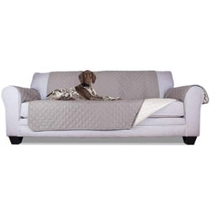Furhaven Water Resistant Reversible Sofa Protector