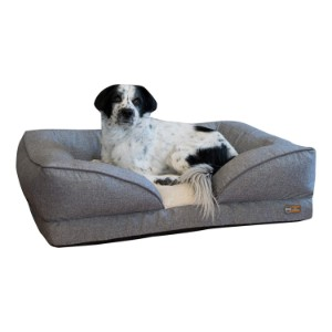K&h Pet Products Pillow Top Orthopedic Lounger Dog & Cat Bed