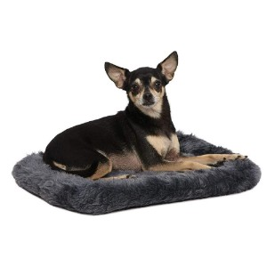 Midwest Quiet Time Fleece Pet Bed And Crate Mat
