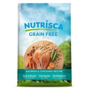 Nutrisca Grain Free Chicken & Chickpea Recipe Dry Dog Food