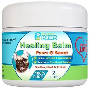 Particular Paws Snout & Paw Dog Healing Balm