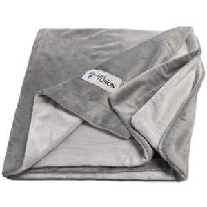 Petfusion Premium Reversible Dog & Cat Blanket
