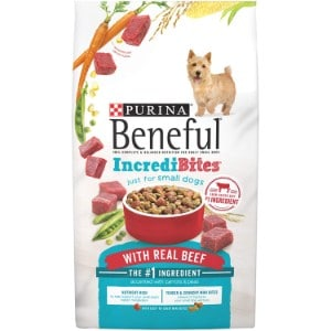 Purina Beneful Incredibites For Small Dogs With Real Beef Dry Dog Food