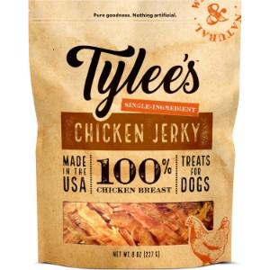Tylee's Human Grade Chicken Jerky Dog Treats