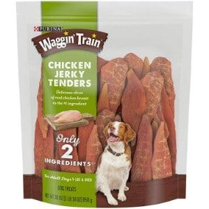 Waggin' Train Chicken Jerky Tenders Dog Treats