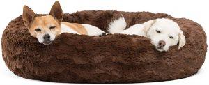 Best Friends By Sheri Lux Fur Donut Cuddler