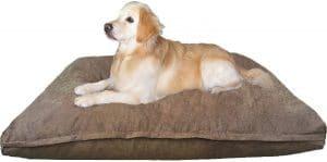 Dogbed4less Jumbo Orthopedic Extreme Comfort Memory Foam Pet Bed