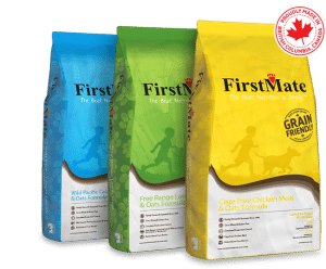 Firstmate Dog Food Types