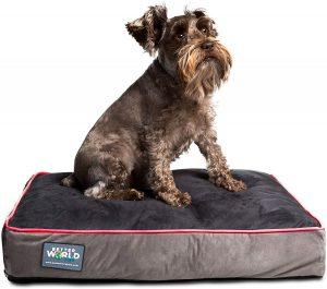 Better World Pets Waterproof Memory Foam Bed