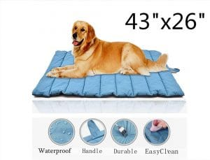 Cheer Hunting Outdoor Dog Bed Portable Travel Dog Bed