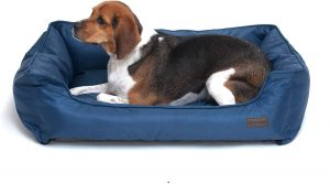 For 4 Paws Canvas Waterproof And Stain Resistant Dog Bed