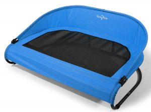 Gen7pets Trailblazer Blue Cool Air Cot For Dogs