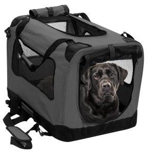 2pet Extra Large Foldable Dog Crate