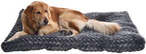 Amazonbasics Large Plush Pet Bed
