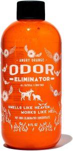 Angry Orange Pet Odor Eliminator For Dog And Cat Urine