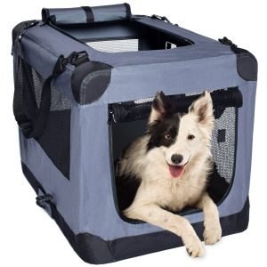 Arf Pets Large Dog Soft Crate Kennel