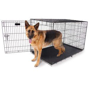 Aspen Pet Large Single Door Home Training Crate