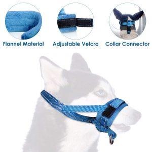Autowt Nylon Dog Muzzle