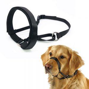 Barkless Quick Fit Nylon Dog Muzzle