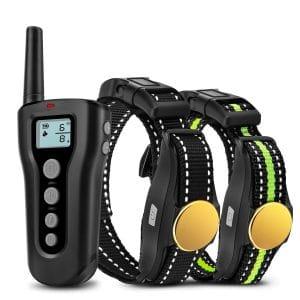 Bousnic Dog Training Collar
