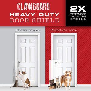 Clawguard Heavy Duty Door Shield