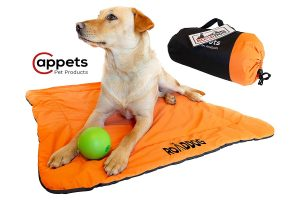 Cappets Pet Products Travel Dog Bed