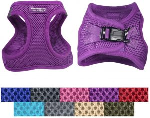Downtown Pet Supply No Pull, Step In Adjustable Dog Harness