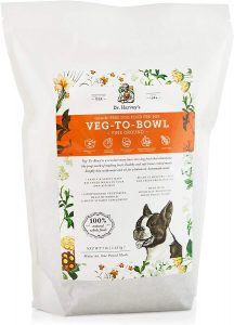 Dr. Harvey's Veg To Bowl Fine Ground Dog Food For Picky Eaters