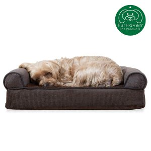 Furhaven Small Pet Dog Bed