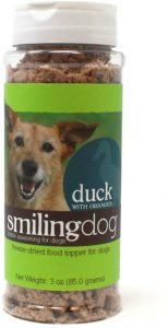 Herbsmith Kibble Seasoning– Dog Food Topper For Picky Eaters