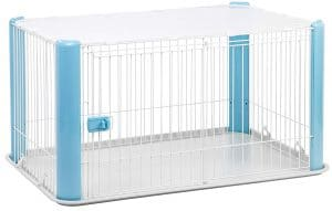Iris Large Wire Dog Crate